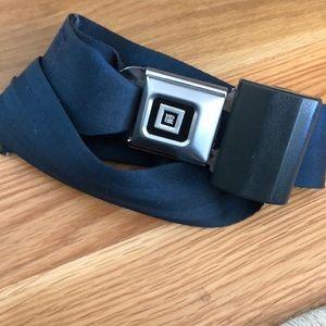 Seat belt buckle belt GM